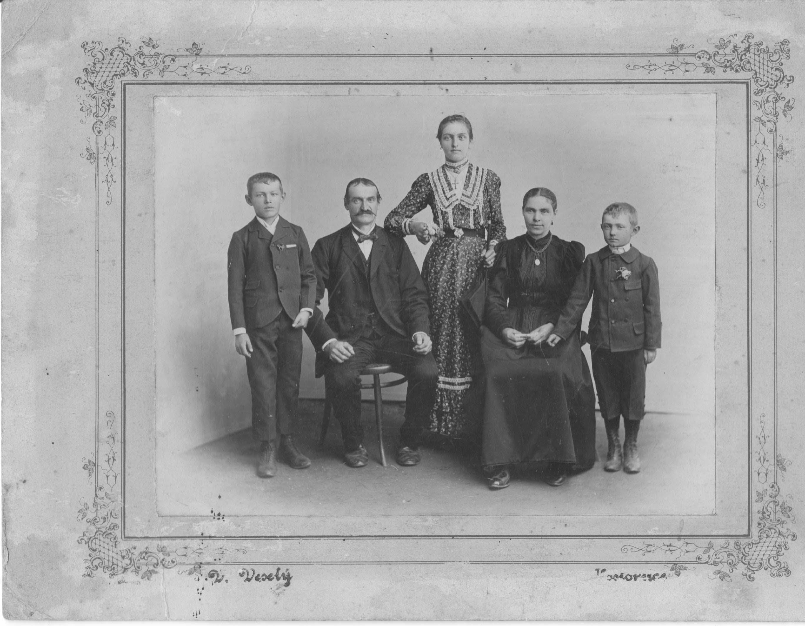 Benákovi 1902