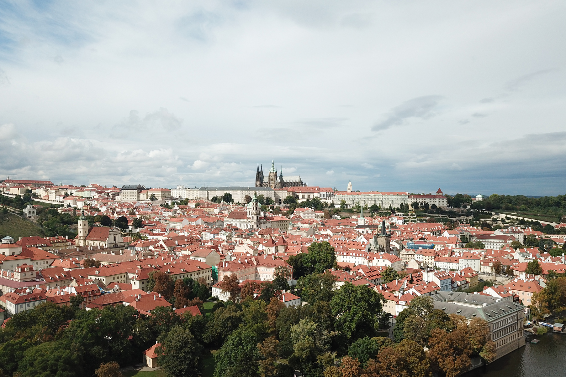 Praha – centrum (UNESCO)